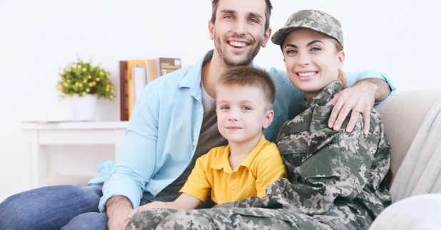 Military Family Buying or Renting