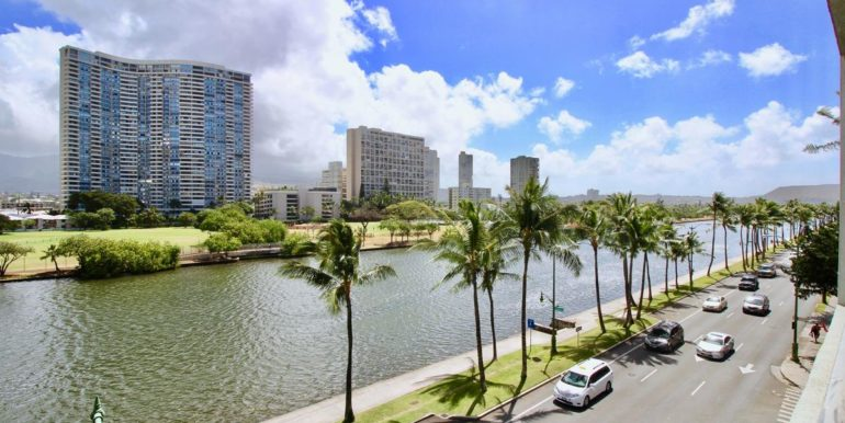 2015 Ala Wai Blvd 5C-011-26-View of the Ala Wai from the-MLS_Size