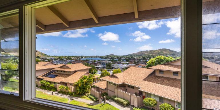 1201 Akipohe St 7B Kailua HI-011-017-Master Bedroom View-MLS_Size