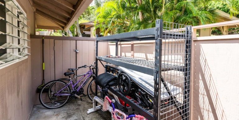 1201 Akipohe St 7B Kailua HI-023-026-Outdoor Storage-MLS_Size