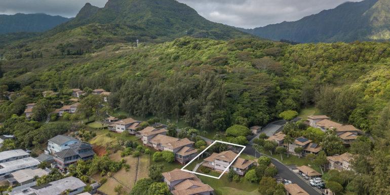 1201 Akipohe St 7B Kailua HI-028-004-Aerial-MLS_Size