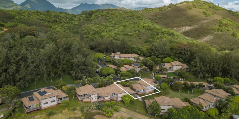 1201 Akipohe St 7B Kailua HI-029-007-Aerial-MLS_Size