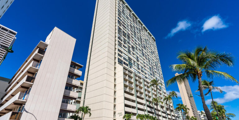 2211 Ala Wai Blvd Apt 2702-001-002-Front of Building-MLS_Size