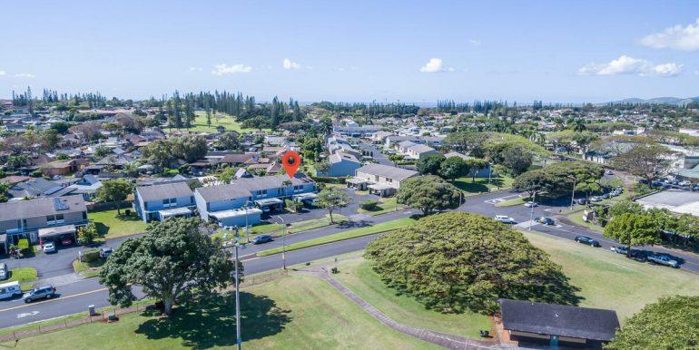 95431 Kuahelani Ave 123 Mililani HI 96789 USA-026-023-Aerial-MLS_Size