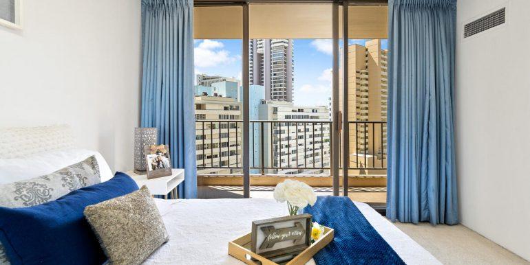 411 Hobron Ln 1205 Honolulu HI 96815 USA-014-012-Master Bedroom-MLS_Size